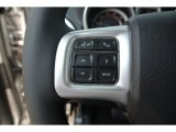 2014 Dodge Journey SXT Controls