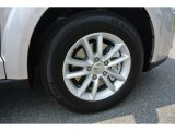 2014 Dodge Journey SXT Wheel