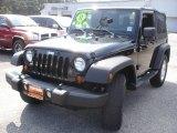 2011 Black Jeep Wrangler Sport 4x4 #85642321