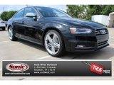 2014 Phantom Black Pearl Audi S4 Premium plus 3.0 TFSI quattro #85642724