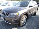 2014 Granite Crystal Metallic Jeep Grand Cherokee Limited 4x4 #85642303