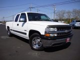 2002 Summit White Chevrolet Silverado 1500 LS Extended Cab #85642821