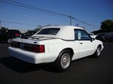 1993 Ford Mustang Vibrant White