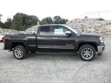 2014 Iridium Metallic GMC Sierra 1500 SLT Double Cab 4x4 #85643016