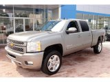 Chevrolet Silverado 2500HD Colors