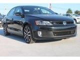 2014 Deep Black Pearl Metallic Volkswagen Jetta GLI Autobahn #85643004