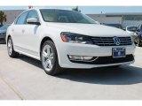 2014 Candy White Volkswagen Passat 1.8T SEL Premium #85643003