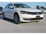 2014 Candy White Volkswagen Passat TDI SEL Premium #85643000