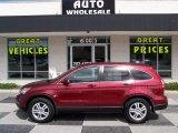2011 Tango Red Pearl Honda CR-V EX-L #85642794