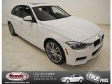 2013 Alpine White BMW 3 Series 335i Sedan #85642686