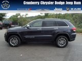 2014 Maximum Steel Metallic Jeep Grand Cherokee Limited 4x4 #85698242