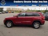 2014 Deep Cherry Red Crystal Pearl Jeep Grand Cherokee Laredo 4x4 #85698241