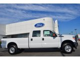 2014 Ford F250 Super Duty XL Crew Cab 4x4 Data, Info and Specs