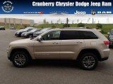 2014 Cashmere Pearl Jeep Grand Cherokee Limited 4x4 #85698232