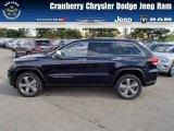 2014 True Blue Pearl Jeep Grand Cherokee Limited 4x4 #85698231