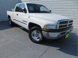 2000 Bright White Dodge Ram 1500 SLT Extended Cab #85698415