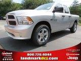 2014 Bright Silver Metallic Ram 1500 Express Quad Cab #85698312
