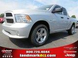 2014 Bright Silver Metallic Ram 1500 Express Quad Cab #85698310