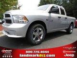 2014 Bright Silver Metallic Ram 1500 Express Quad Cab #85698307