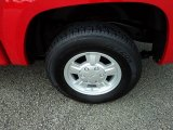 GMC Canyon 2008 Wheels and Tires
