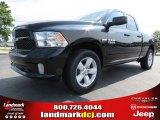 2014 Black Ram 1500 Express Quad Cab 4x4 #85698306