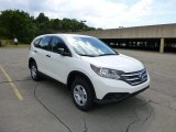 2014 White Diamond Pearl Honda CR-V LX AWD #85698608