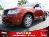 2014 Copper Pearl Dodge Journey Amercian Value Package #85698302