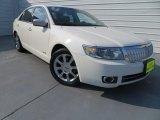 2008 White Suede Lincoln MKZ Sedan #85698410