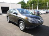 2014 Kona Coffee Metallic Honda CR-V LX AWD #85698601