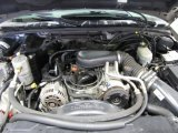 GMC Sonoma Engines