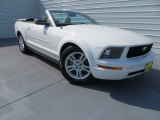 2006 Performance White Ford Mustang V6 Premium Convertible #85698407