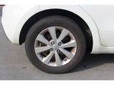 Kia Rio 2013 Wheels and Tires