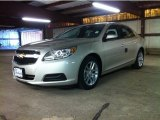 2013 Silver Ice Metallic Chevrolet Malibu LT #85698268