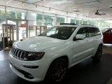 2014 Bright White Jeep Grand Cherokee SRT 4x4 #85698508