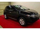 2012 Super Black Nissan Murano SL #85698263