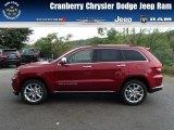 2014 Deep Cherry Red Crystal Pearl Jeep Grand Cherokee Summit 4x4 #85698243