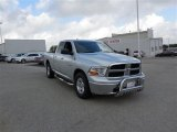 2009 Bright Silver Metallic Dodge Ram 1500 ST Quad Cab #85698177