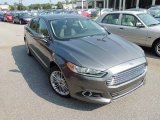 2013 Sterling Gray Metallic Ford Fusion SE 2.0 EcoBoost #85698477