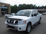 2007 White Nissan Titan SE Crew Cab 4x4 #8538649