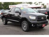 2010 Black Toyota Tundra TRD Rock Warrior Double Cab 4x4 #85698364