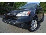 2007 Nighthawk Black Pearl Honda CR-V LX #85698545