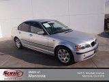 2004 Titanium Silver Metallic BMW 3 Series 325i Sedan #85698457