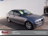 2003 Steel Grey Metallic BMW 3 Series 325i Sedan #85698456