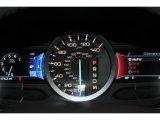 2013 Ford Explorer Limited 4WD Gauges