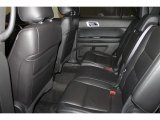 2013 Ford Explorer Limited 4WD Rear Seat