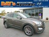 2013 Cabo Bronze Hyundai Santa Fe Sport AWD #85744946