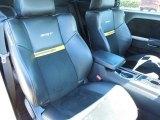 2012 Dodge Challenger SRT8 Yellow Jacket Front Seat