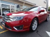 2010 Red Candy Metallic Ford Fusion SEL #85744905