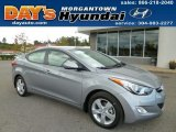 2013 Titanium Gray Metallic Hyundai Elantra GLS #85744939