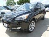 2014 Tuxedo Black Ford Escape Titanium 2.0L EcoBoost #85744746